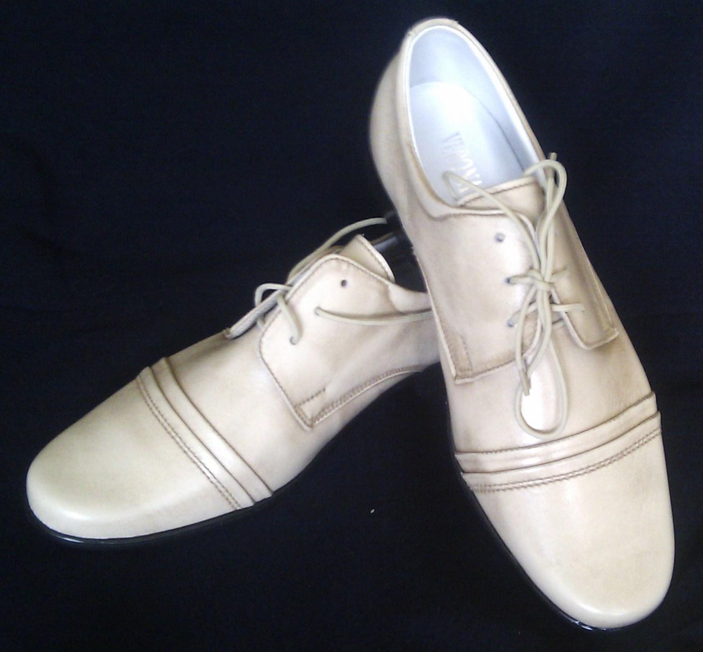 d23a93fdc61 Chlapecké boty střevíce béžové v.29