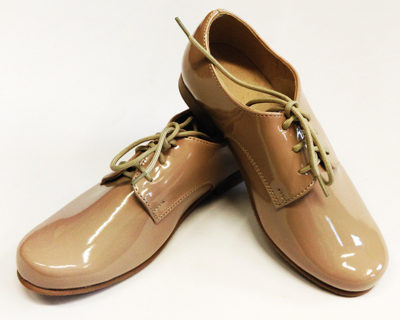 4dbbf33e4d9 Chlapecké boty střevíce béžové v.26-30