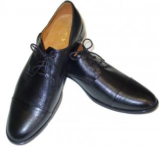4f109b96eb2 Chlapecké boty střevíce černé v.30-33